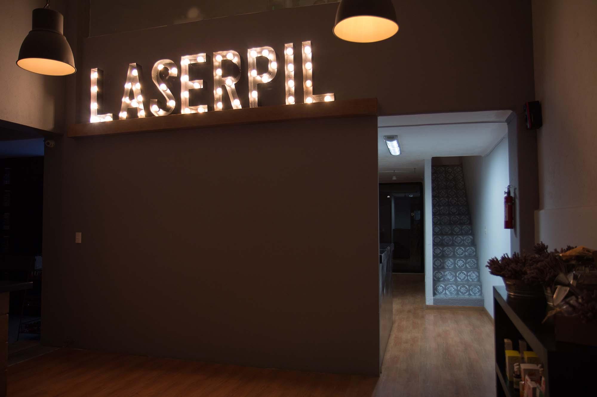 LaserPil-Entrada